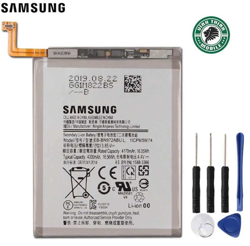 Pin Samsung Galaxy Note 10 Plus zin chuẩn