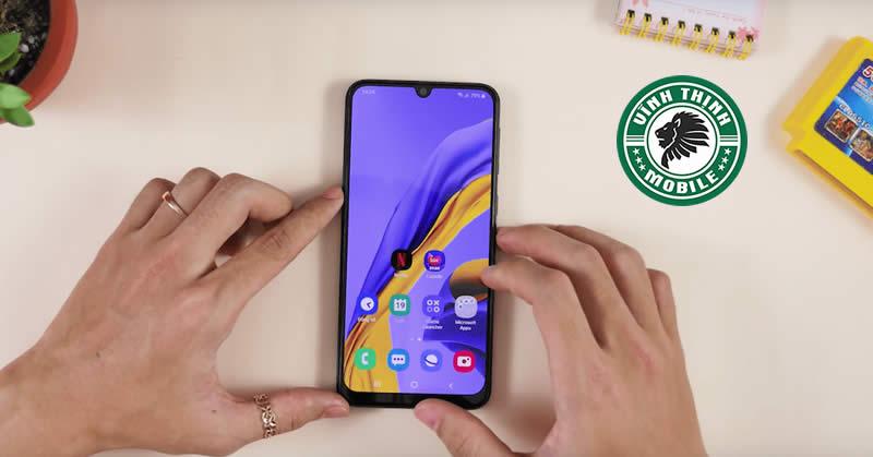 Sửa điện thoại Samsung Galaxy M31