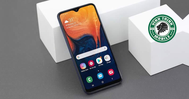 Sửa Samsung Galaxy A10 mất nguồn