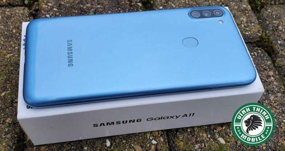 Sửa Samsung Galaxy A11 mất nguồn tại Sửa chữa Vĩnh Thịnh