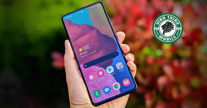 Sửa Samsung Galaxy A51 mất nguồn tại Sửa chữa Vĩnh Thịnh