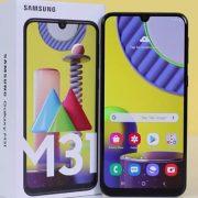 Sửa Samsung Galaxy M31 vô nước