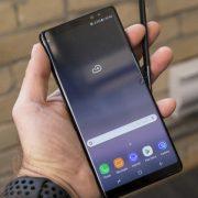 Sừa Samsung Galaxy Note 8 mất sóng