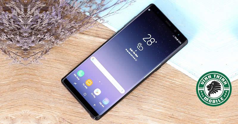 Thay main Samsung Galaxy Note 8 tại Sửa chữa Vĩnh Thịnh