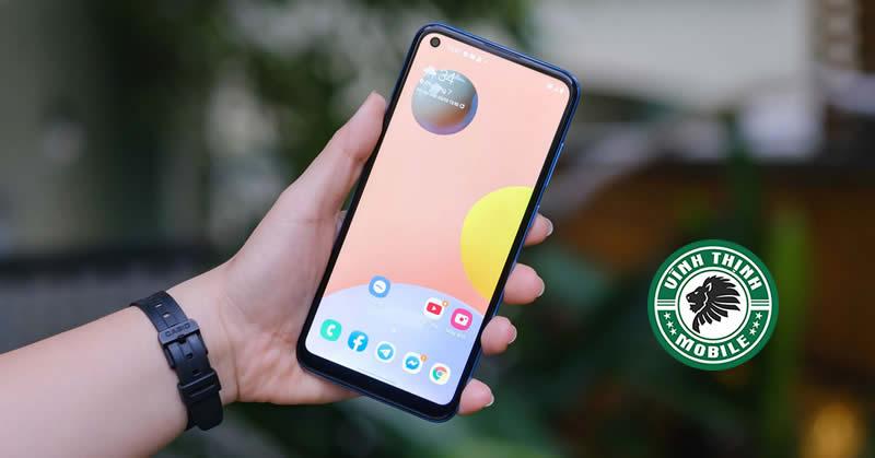 Thay màn hình Samsung Galaxy A11 tại Sửa chữa Vĩnh Thịnh