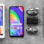 Thay màn hình Samsung Galaxy A31 tại Sửa chữa Vĩnh Thịnh