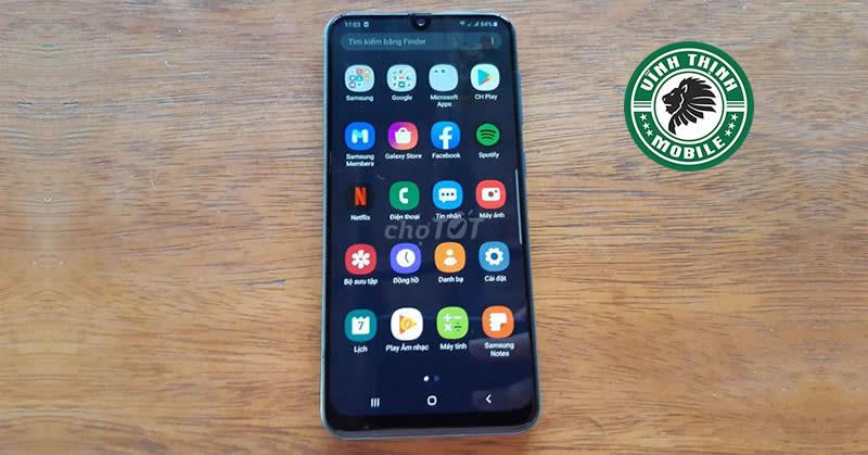 Thay màn hình Samsung Galaxy A50s