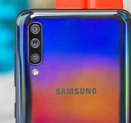 Thay mặt kính camera Samsung Galaxy A70