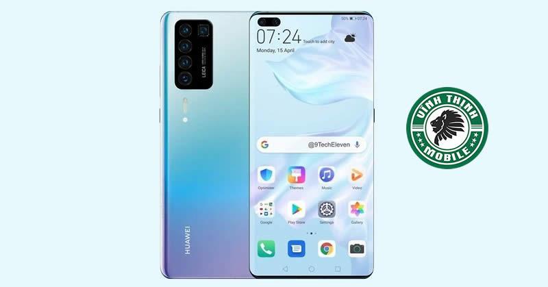 Thay mặt kính Huawei P40 Pro tại Sửa chữa Vĩnh Thịnh