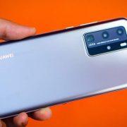 Thay nắp lưng Huawei P40 Pro tại Sửa chữa Vĩnh Thịnh