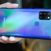 Thay pin Samsung Galaxy A21s tại Sửa chữa Vĩnh Thịnh