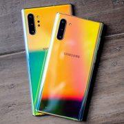 Thay pin Samsung Galaxy Note 10 Plus zin chính hãng