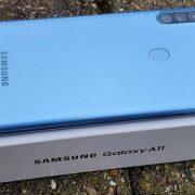 Thay vỏ Samsung Galaxy A11 tại Sửa chữa Vĩnh Thịnh