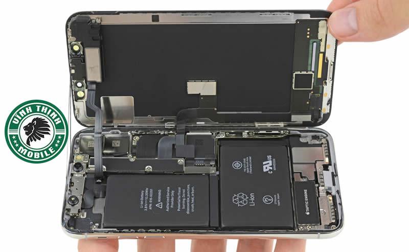 Giài pháp sửa iPhone XS Max mất sóng tại Sửa chữa Vĩnh Thịnh