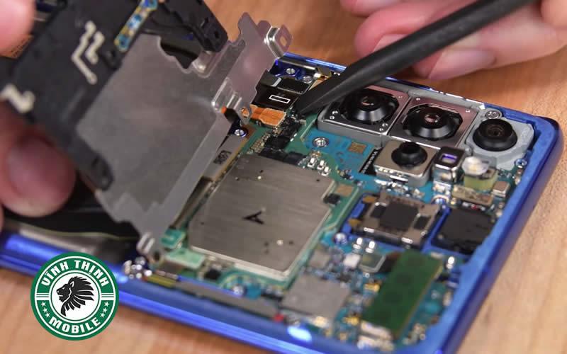 Giải pháp sửa Samsung Galaxy S20 mất sóng