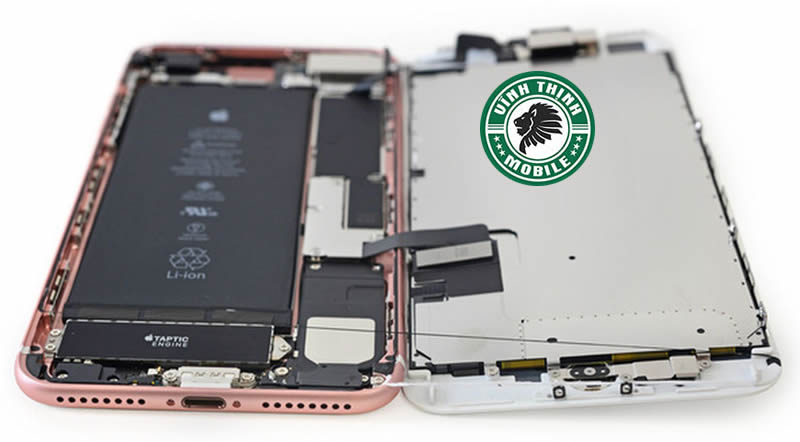 Lưu ý sửa iPhone 7 Plus mất sóng