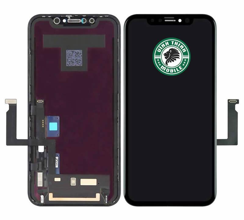 Màn hình - mặt kính iPhone XR zin chuẩn