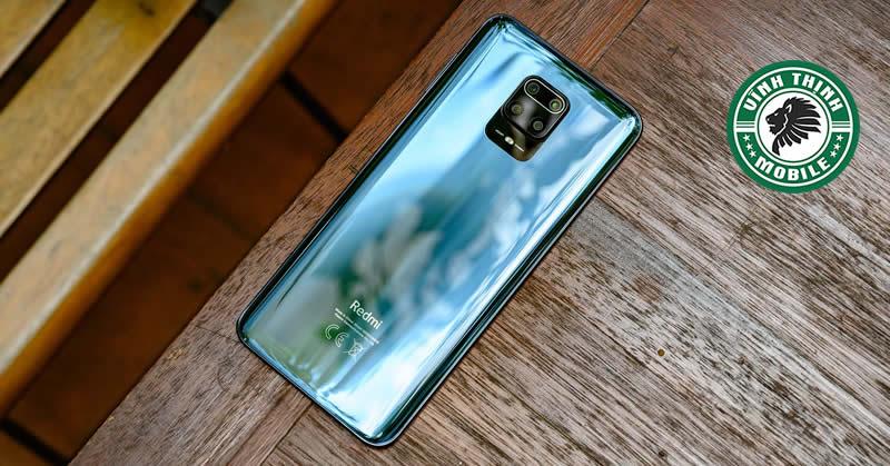 Sửa điện thoại Xiaomi Redmi Note 9s