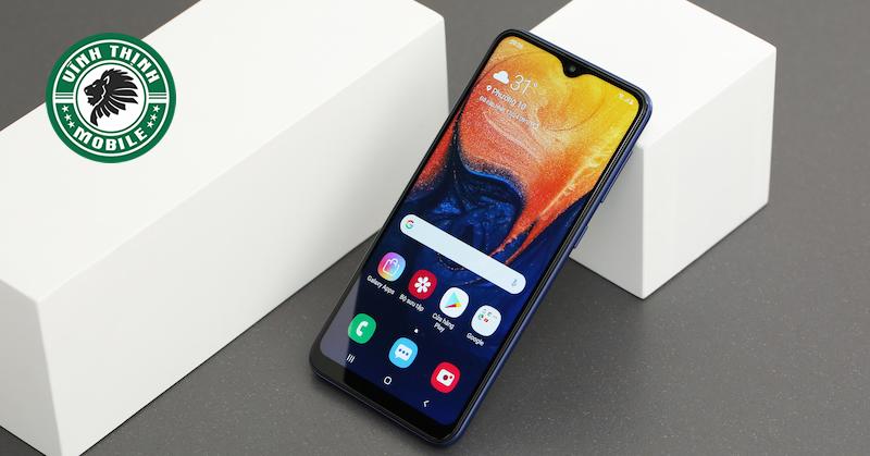 Sửa Samsung Galaxy A10 mất sóng