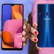 Sửa Samsung Galaxy A20s tại Sửa chữa Vĩnh Thịnh