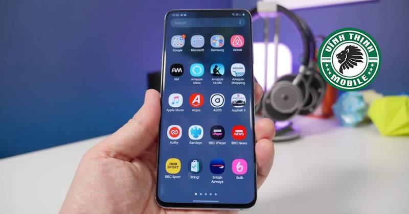 Sửa Samsung Galaxy S20 mất sóng