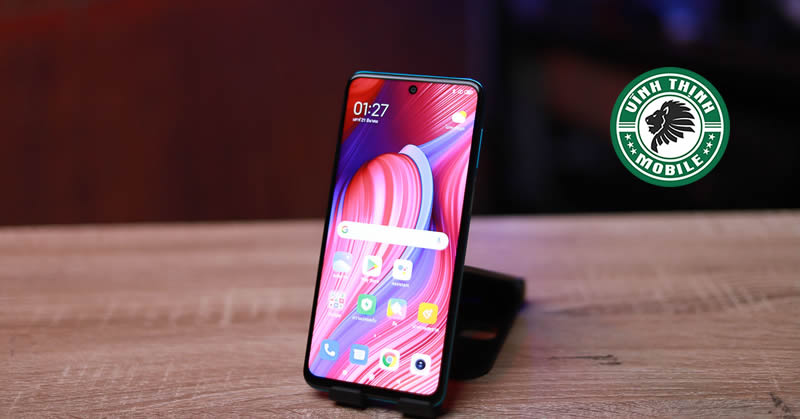 Sửa Xiaomi Redmi Note 9s mất nguồn tại Sửa chữa Vĩnh Thịnh