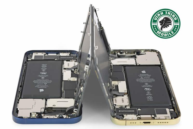 Lưu ý thay mặt kính iPhone 12 Pro