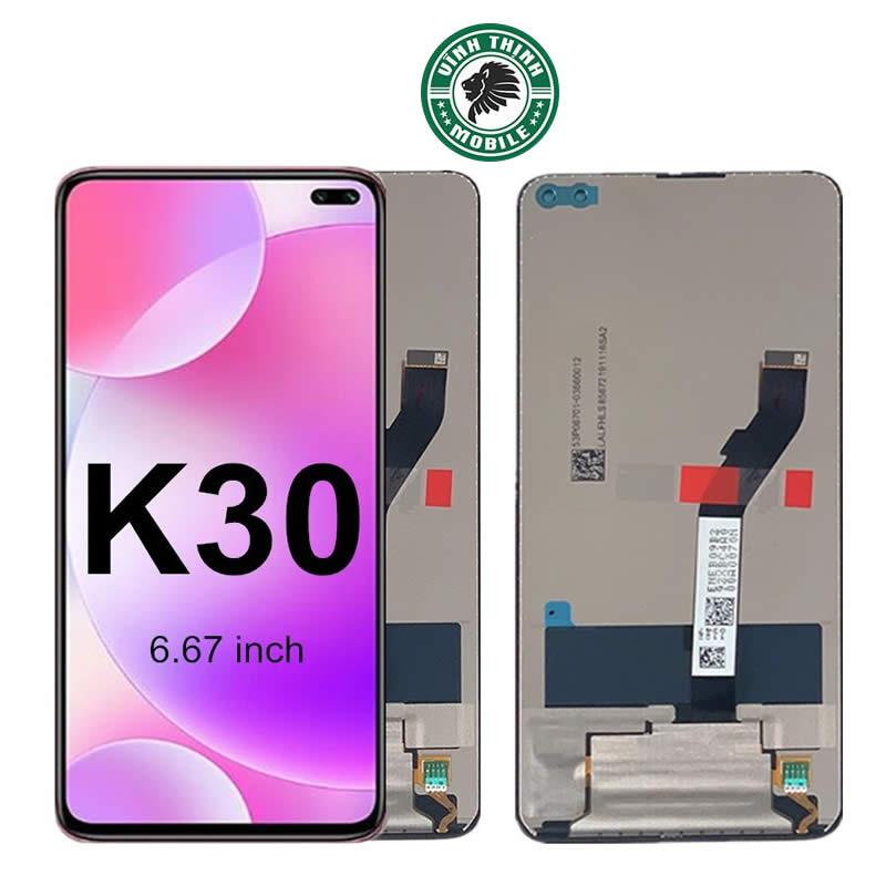 Màn hình - mặt kính Xiaomi Redmi K30 zin chuẩn