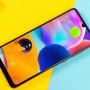 Thay main Samsung Galaxy A31