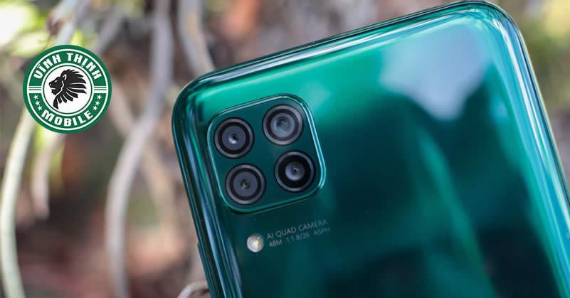 Thay mặt kính camera Huawei Nova 7i tại Sửa chữa Vĩnh Thịnh