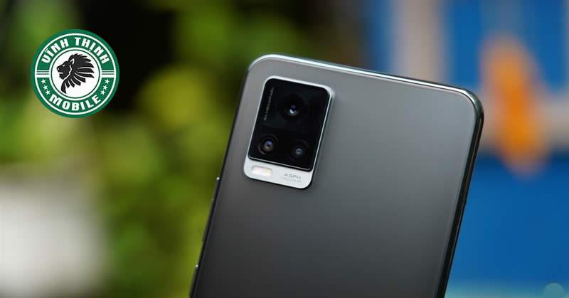 Thay mặt kính camera Vivo V20