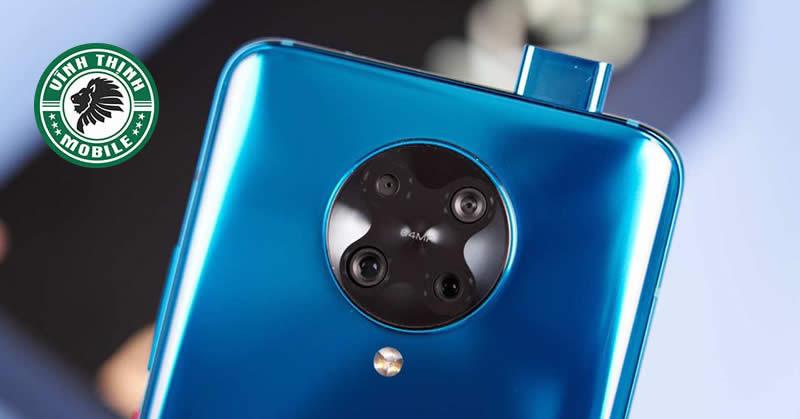 Thay mặt kính camera Xiaomi Redmi K30 Pro