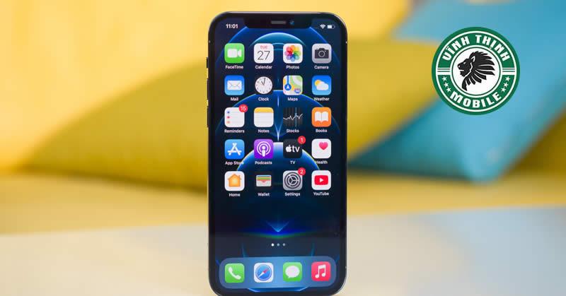 Thay mặt kính iPhone 12 Pro tại Sửa chữa Vĩnh Thịnh