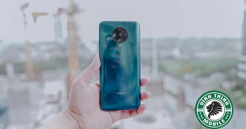 Thay nắp lưng Xiaomi Redmi K30 Pro