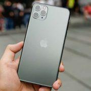Thay pin iPhone 11 Pro tại Sửa chữa Vĩnh Thịnh