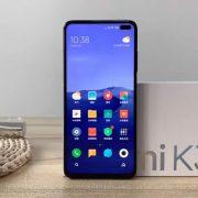 Thay mặt kính Xiaomi Redmi K30