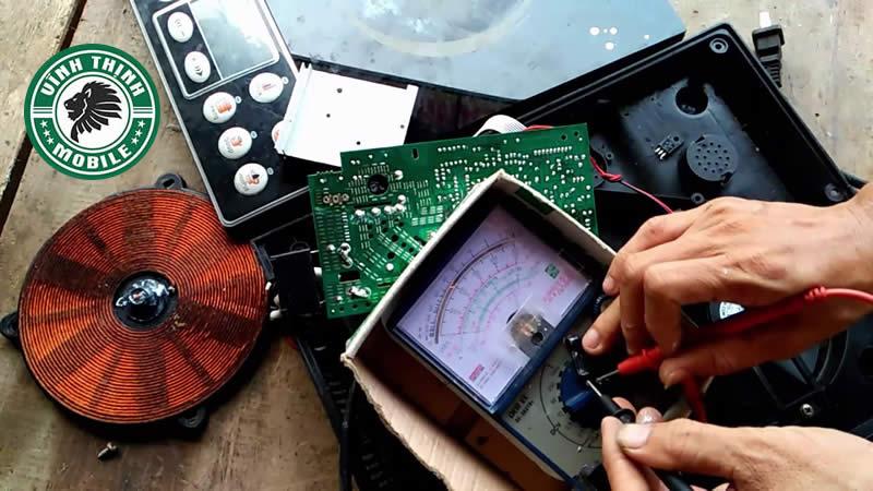 Lưu ý sửa bếp điện từ chuyên nghiệp tại Sửa chữa Vĩnh Thịnh