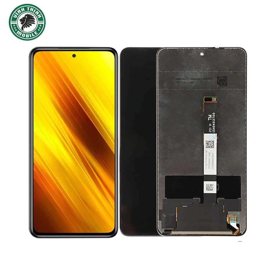 Màn hình - mặt kính Xiaomi Poco X3 zin chuẩn