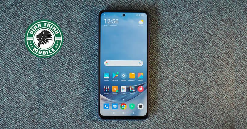 Thay mặt kính Xiaomi Poco X3 tại Sửa chữa Vĩnh Thịnh