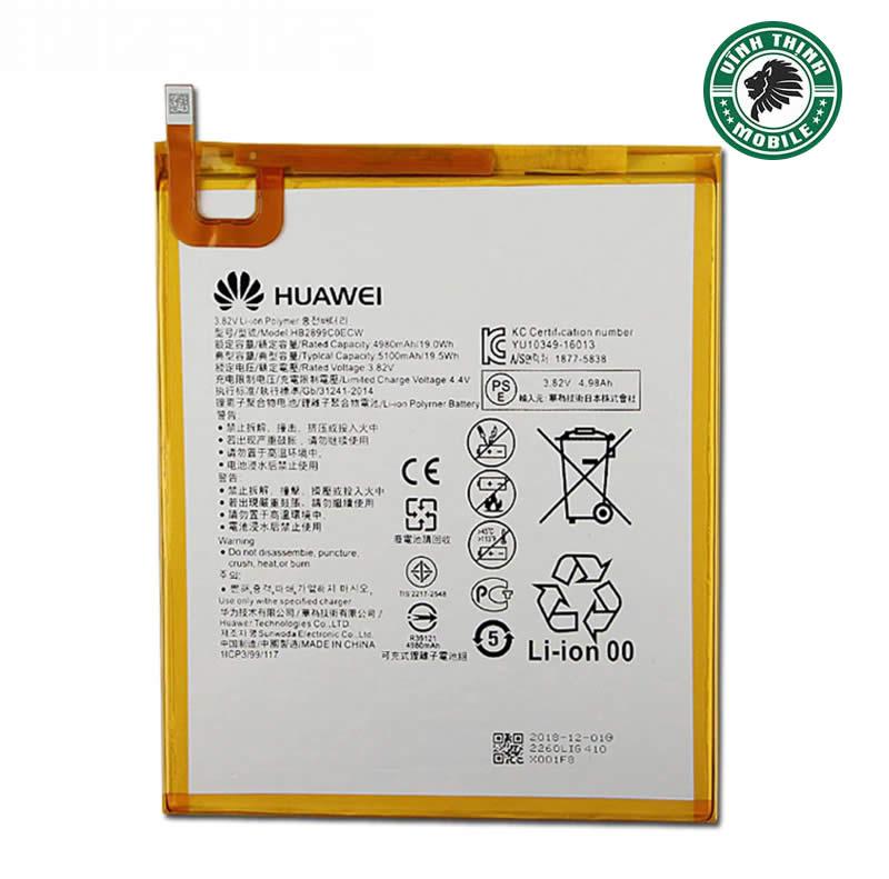Pin Huawei Mediapad T5 zin chính hãng