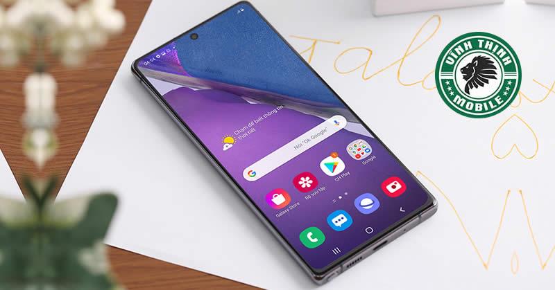 Thay màn hình Samsung Galaxy S20 tại Sửa chữa Vĩnh Thịnh