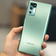 Thay pin Samsung Galaxy Note 20 tại Sửa chữa Vĩnh thịnh