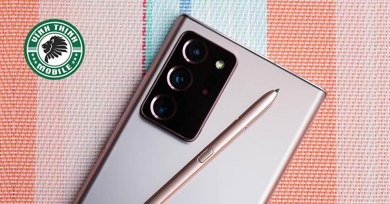 Thay mặt kính camera Samsung Galaxy Note 20 Ultra