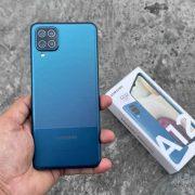 Thay pin Samsung Galaxy A12 chính hãng: Giải quyết dứt điểm !