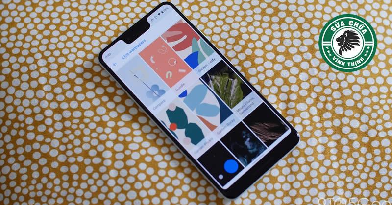 Sửa điện thoại Google Pixel vô nước: Rất phức tạp !