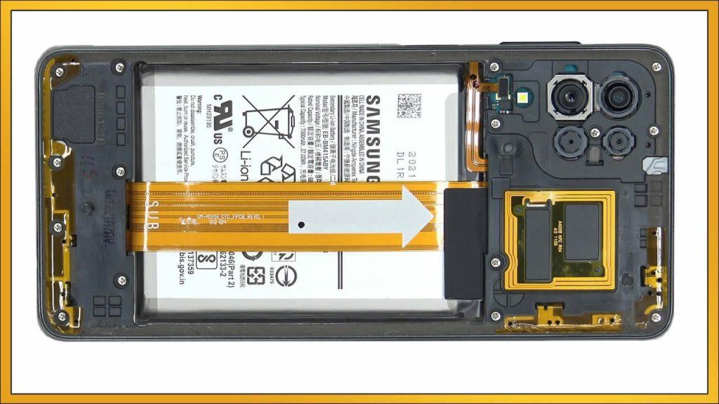 Thay mặt kính Samsung Galaxy M62 tại Sửa chữa Vĩnh Thịnh