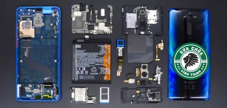 Sửa điện thoại Xiaomi Redmi 9T vô nước