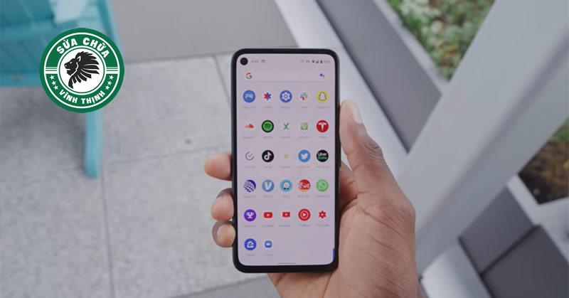 Sửa điện thoại Google Pixel 4A