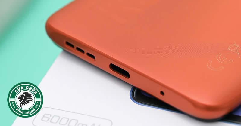 Thay chân sạc Xiaomi Redmi 9T