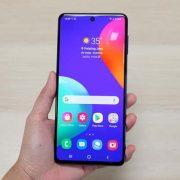 Thay màn hình Samsung Galaxy M62